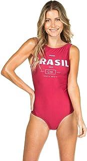 Body Regata Brasil