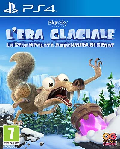 L'era glaciale: La Strampalata Avventura di Scrat PS4 - PlayStation 4