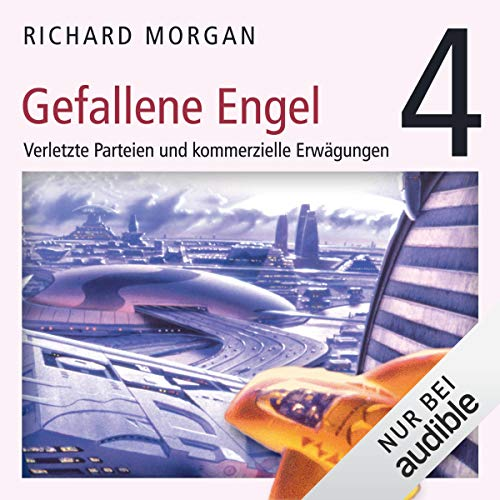 Gefallene Engel 1     Kovacs 4              By:                                                                                                                                 Richard Morgan                               Narrated by:                                                                                                                                 Simon Jäger                      Length: 6 hrs and 41 mins     Not rated yet     Overall 0.0