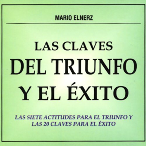 Las Claves del Triunfo y el Exito [The Clues for Achievement and Success] cover art