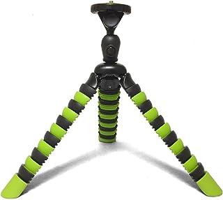 Rodinny poklad 三脚 超剛性 ポータブル 一眼 レフ デジカメ クイックシュー 360度 角度調整 グリーン