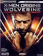 X-Men Origins Wolverine Official Strategy Guide de BradyGames
