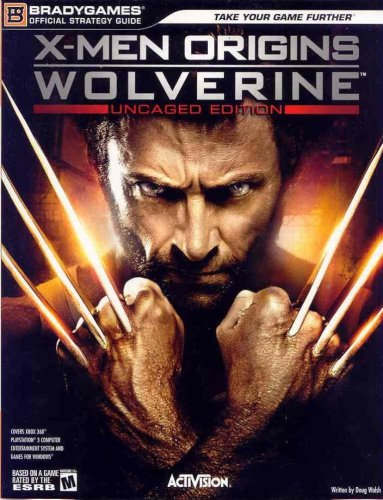 X-Men Origins Wolverine Official Strategy Guide