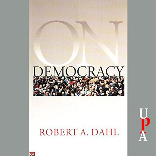 On Democracy audiobook cover art