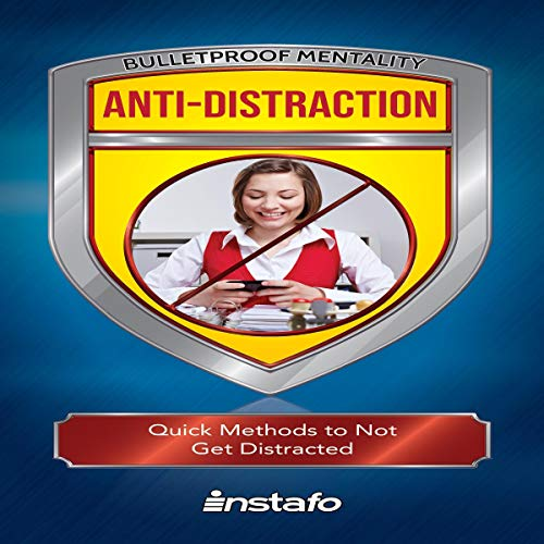 Anti-Distraction: Quick Methods to Not Get Distracted Titelbild