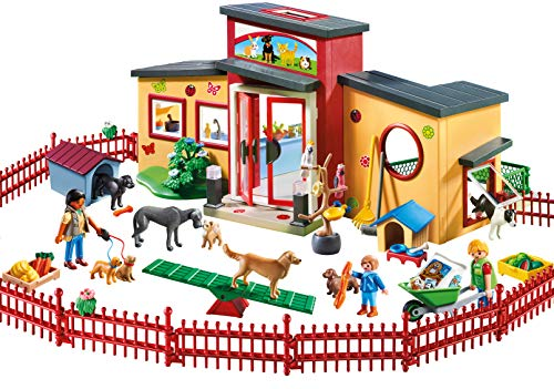 The Pet Hotel is one of the cutest new Playmobil playsets this year