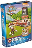 PAW Patrol, Save The Forest, Family Board Game for Kids Aged 4 and Up
