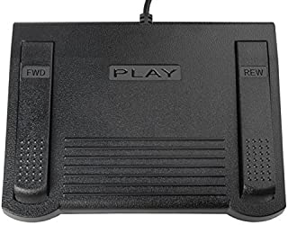 transcription digital foot pedal