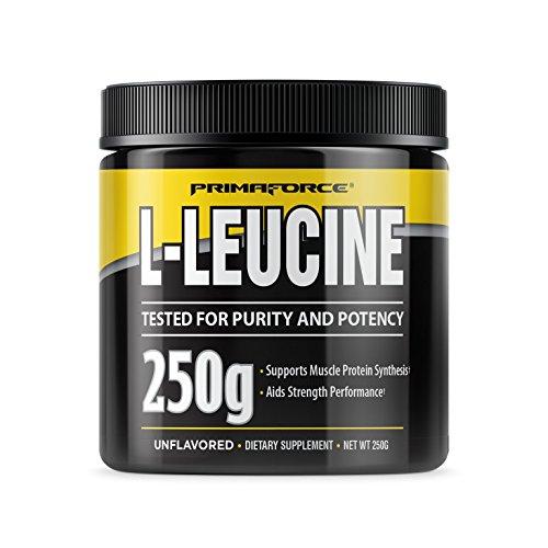 L-Leucine Leucina Pura (250g) Prima Force
