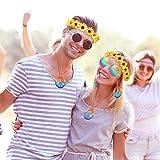 Zoom IMG-2 4 pezzi hippie costume set