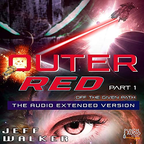 Outer Red: Part One - Off the Given Path Titelbild