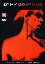 Iggy Pop - Kiss My Blood [DVD] [Reino Unido]