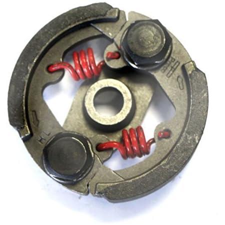 Nitro Motors Nitro Motors Tuning Kupplung 49cc Motoren 2 Takt Pocketbike Dirtbike Miniquad Sport Freizeit