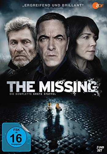 The Missing - Die komplette erste Staffel [3 DVDs]