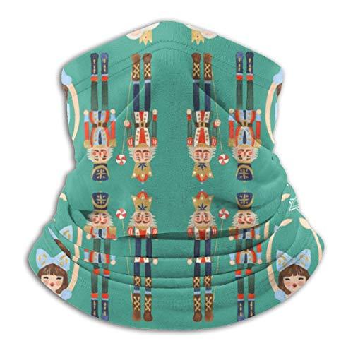 Nicegift Varios arte de setas cubierta facial máscara bucal Bandana polaina diadema bufanda mágica para hombres y mujeres