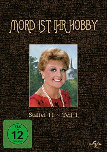 Mord ist ihr Hobby - Staffel 11/Teil 1 [3 DVDs]