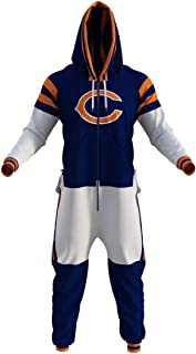 chicago bears pajamas for adults