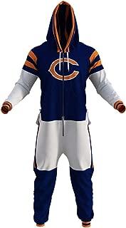 Chicago Bears NFL Adult Onesie by Sportsedo The Makers of Hockey Sockey