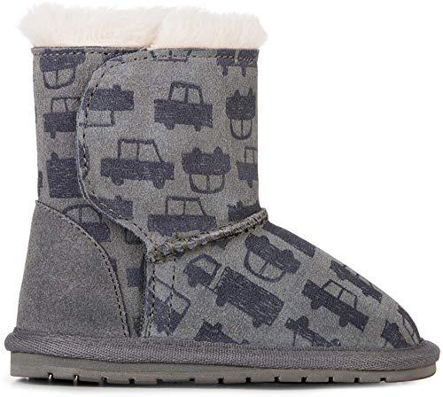 EMU Australia Babies Llama Walker Deluxe Wool Boots Size 18M+ EMU Boots
