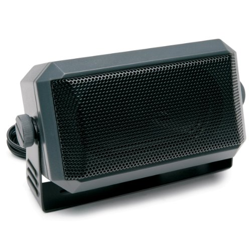 RoadPro RPSP-15 Universal CB Extension Speaker with Swivel Bracket, 2-3/4 x 4-1/2'