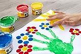 Fingerfarben Test
