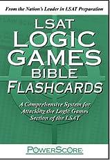The PowerScore LSAT Logic Games Bible Flashcards (Powerscore Test Preparation)