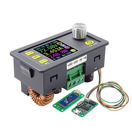 Doggo DPS8005 - Regulador de Voltaje Directo, Fuente de alimentación, módulo de Pantalla, Voltaje, convertidor de Corriente, Placa de Adaptador, Reduce el Voltaje