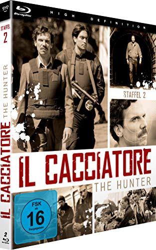 Il Cacciatore - The Hunter - Staffel 2 - [Blu-ray]