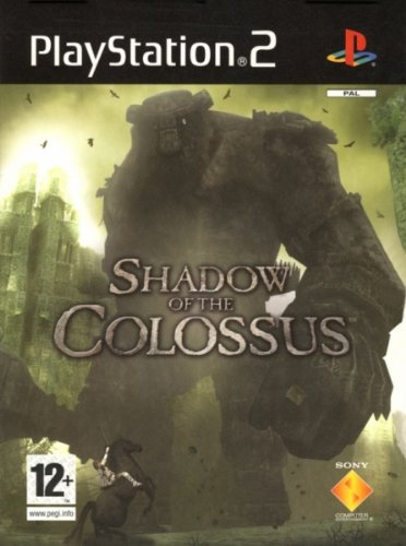 Shadow of the Colossus-(Ps2)