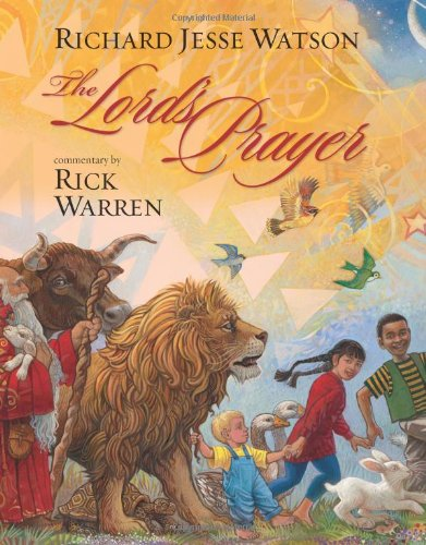 The Lord's Prayer (Illustrated Scripture)