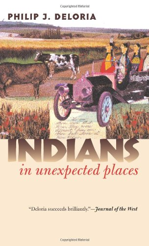 Indians in Unexpected Places (Culture America (Paperback))