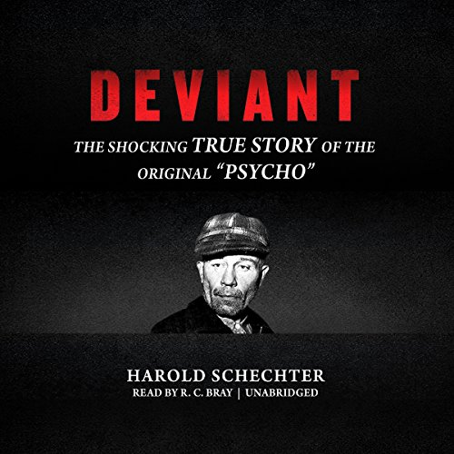 Deviant audiobook cover art