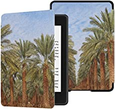 Kindle Paperwhite 2018 Cover Date Palm Tree Plant Case for Kindle Paperwhite 10th Generation Case with Auto Wake/Sleep Paperwhite Kindle Case 10th Generation 10th Generation 2018
