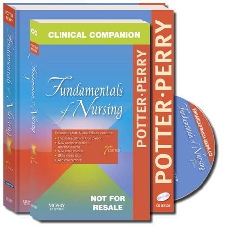 Fundamentals of Nursing Enhanced Multi-Media Edition Package