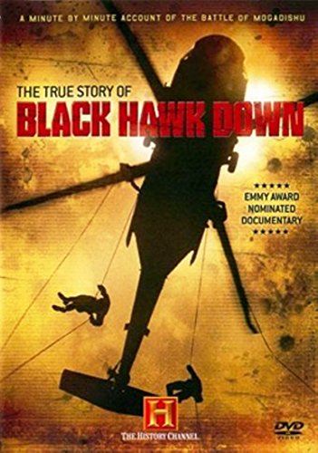 BLACK HAWK DOWN/CASUALTIES OF WAR - DOUBLE FEATURE