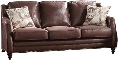 Amazon Com Ashley Furniture Kannerdy Sofa In Quarry