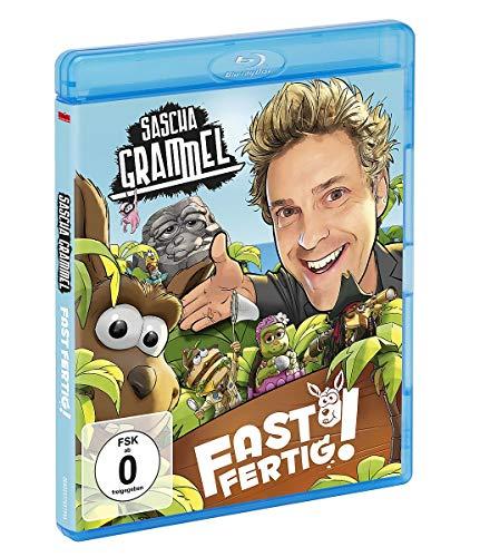 Sascha Grammel - Fast Fertig! [Blu-ray]