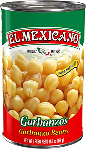 El Ranking TOP15 Mexicano Garbanzo Beans pack 15oz Branded goods 12