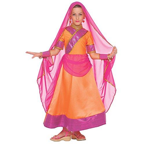 indische saris fuer kinder