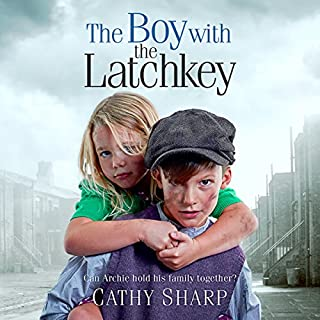 The Boy with the Latch Key     Halfpenny Orphans, Book 4              By:                                                                                                                                 Cathy Sharp                               Narrated by:                                                                                                                                 Antonia Beamish                      Length: 11 hrs and 19 mins     36 ratings     Overall 4.6
