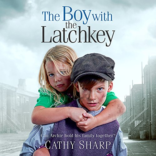 The Boy with the Latch Key audiobook cover art