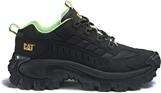 Caterpillar Unisex Intruder Nubuck Mesh Trainers