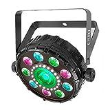 Chauvet DJ FXpar 9 Compact DMX Wash Strobe Multi-Effect LED Par Light Fixture