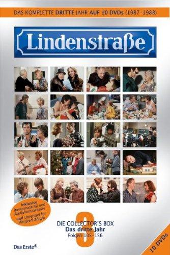 Lindenstraße - Das komplette 3. Jahr (Collector's Box) (10 DVDs)