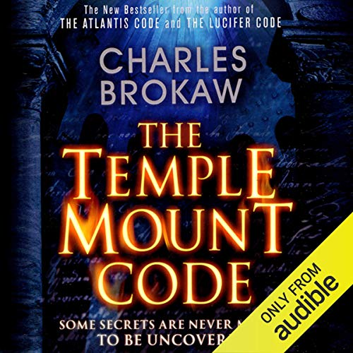 The Temple Mount Code  By  cover art