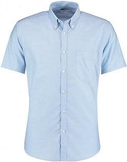 KUSTOM KIT - Camisa de Manga Corta Modelo Oxford para Hombre