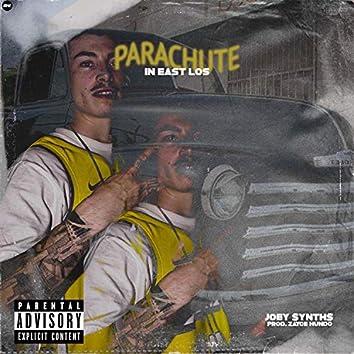 Parachute in East Los