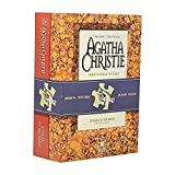 Agatha Christie - Murder in The Mews Classic Mystery Jigsaw Puzzle: 1000 Pcs