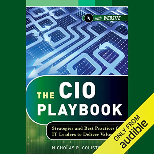 The CIO Playbook cover art