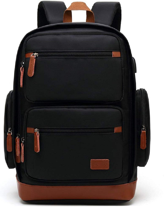 Mnner College Tasche, Outdoor Rucksack, Damenbekleidung, USB